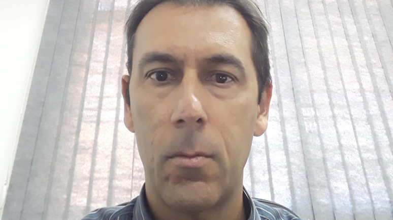 Glaydson Carvalho, Delegado Estadual de Repressão a Crimes Rurais de Goiás.